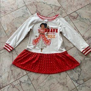 (3 for 25$) Disney Elena Dress for 6Y